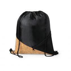 rugzak van kurk zwart