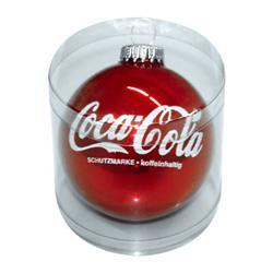 kerstbal met veerpakking