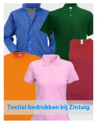 textiel bedrukken relatiegeschenken